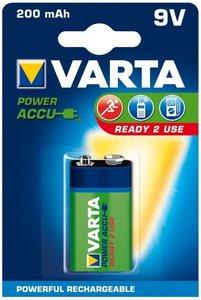 batterij oplaadbaar 9V