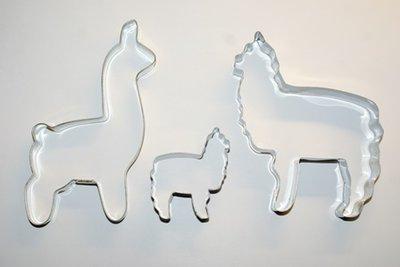 Alpaca deegvorm 3 in 1